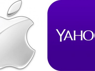 Yahoo, Apple & US Intelligence -- Coming along Quietly v Kicking & Screaming
