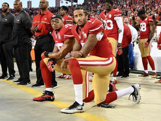 NFL Players, The National Anthem, and the Fans -- Stand up, Sit Down, Fight Fight Fight!