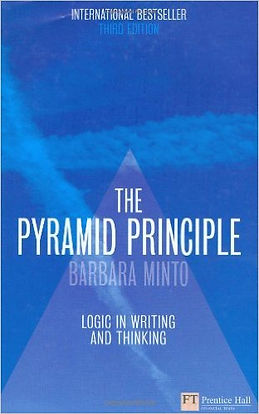 Barbara Minto, The Pyramid Principle