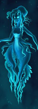 Undead Siren - Siphonophore