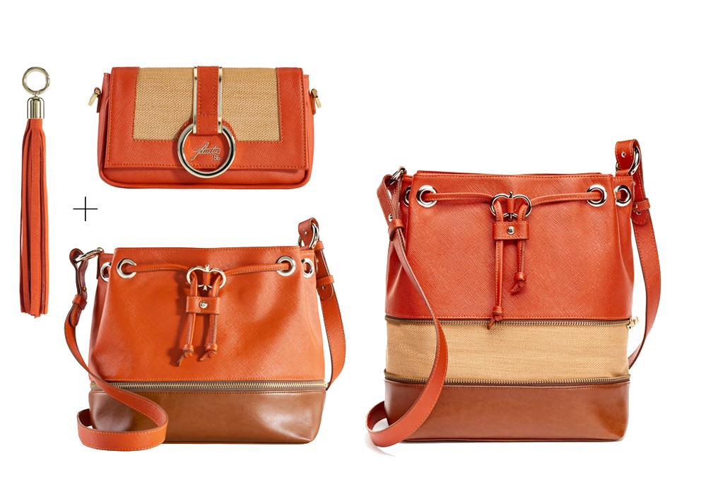 Freie Farbwahl für jede Tasche