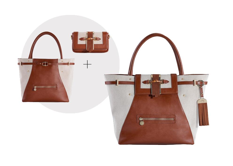 Kombiniere Shopper & Core Bag