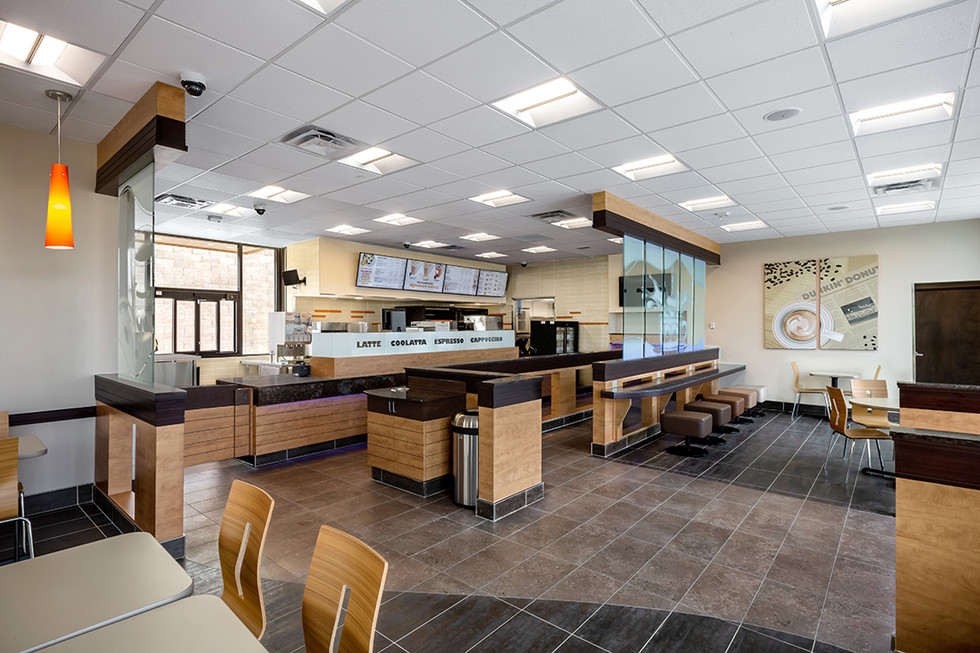 Dunkin Donuts_Commercial_Architecture_Real Estate Phot
