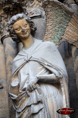 Smiling Angel of Reims_Karen Images 2020