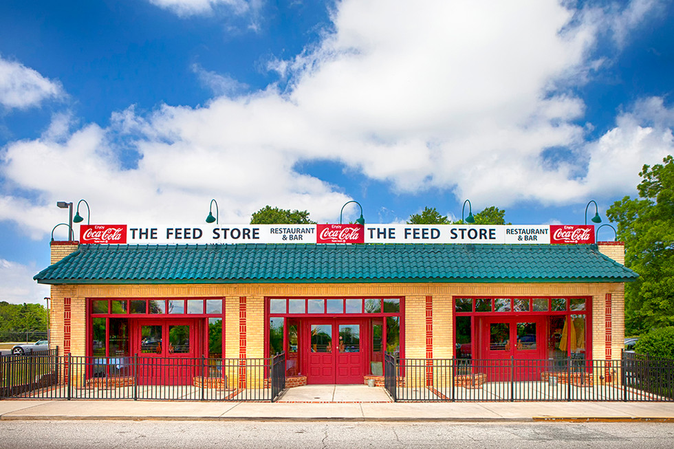 The Feed Store_Commercial_Architecture_Real Estate Phot