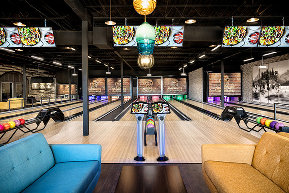 Lake Point Bowling_Commercial_Architecture_Real Estate Phot