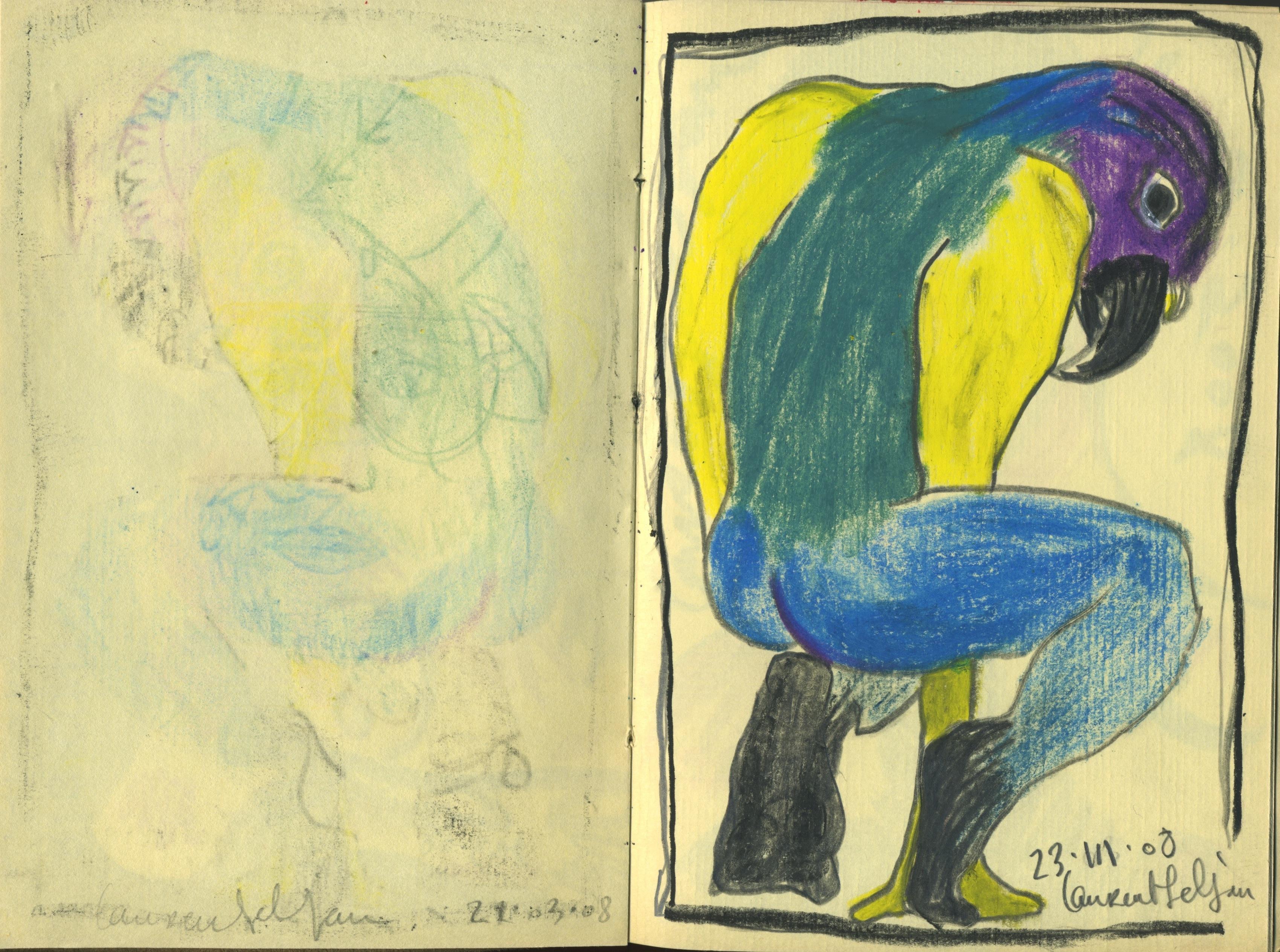 Pages 19 et 20