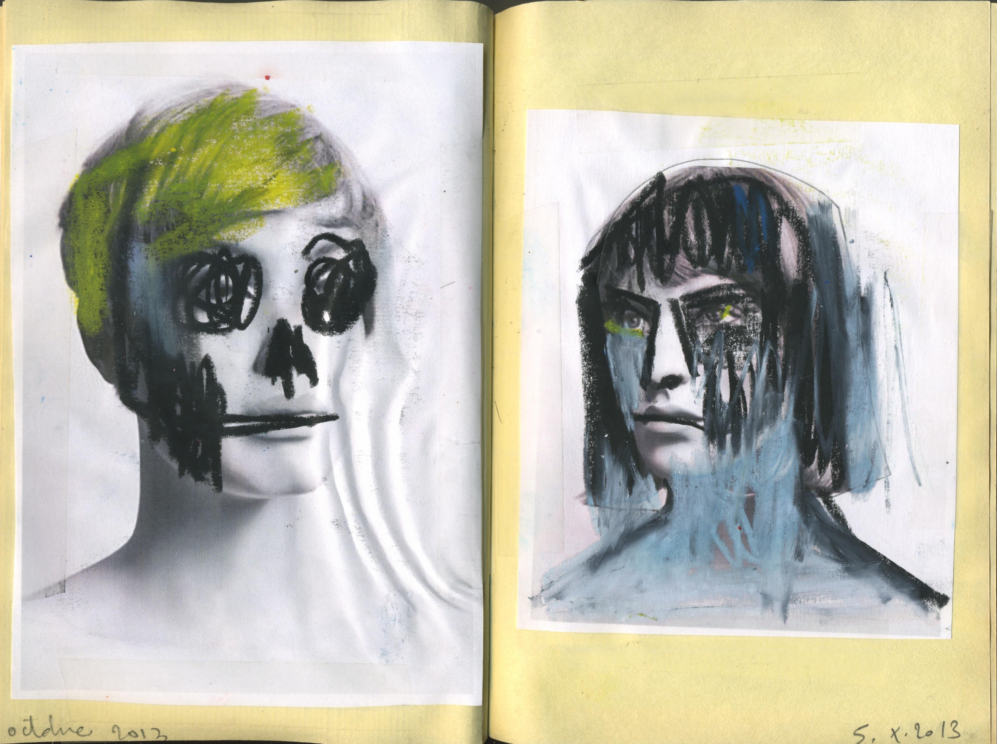 Pages 109 et 110