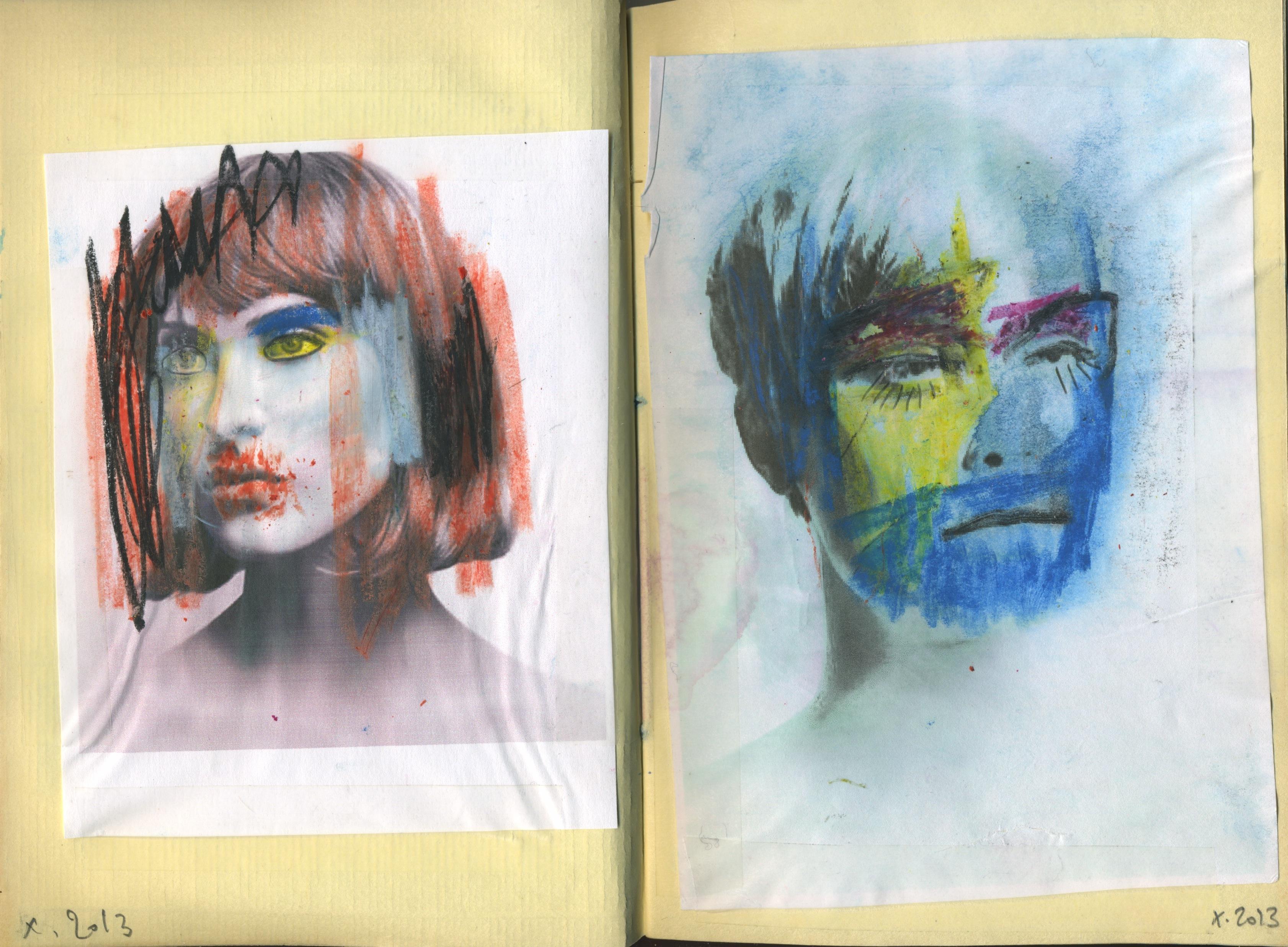 Pages 113 et 114