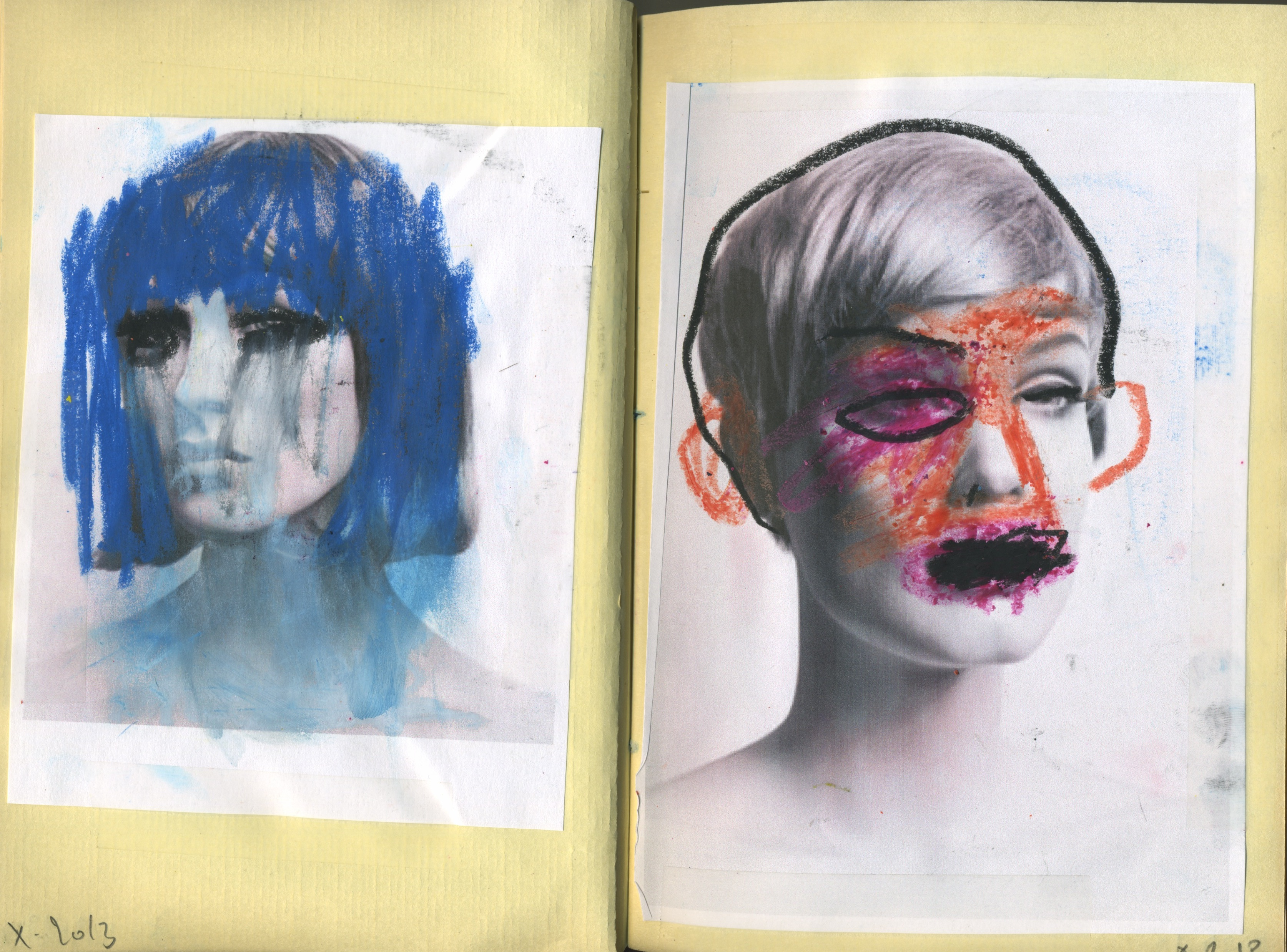 Pages 111 et 112