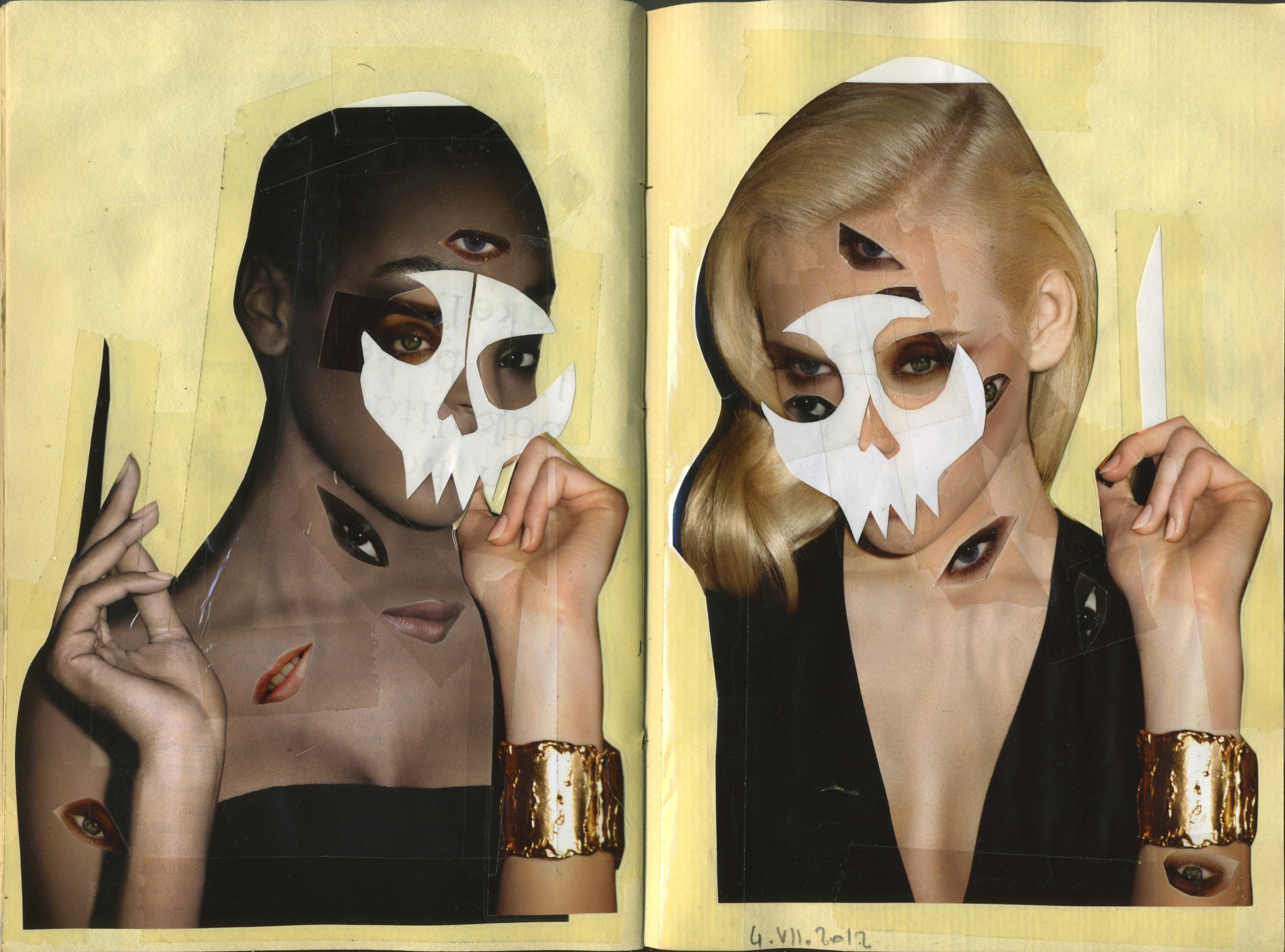 Pages 93 et 94