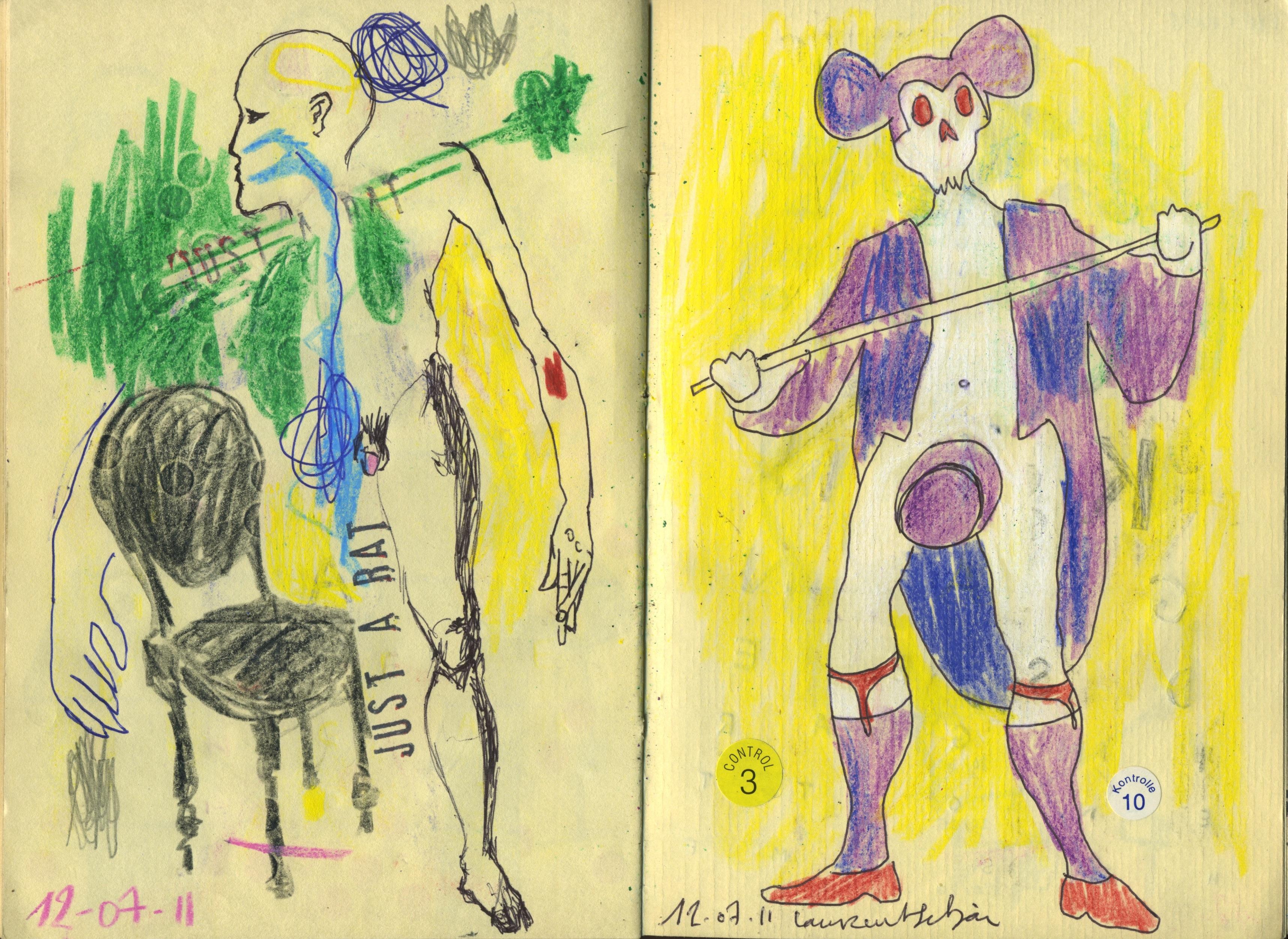 Pages 55 et 56