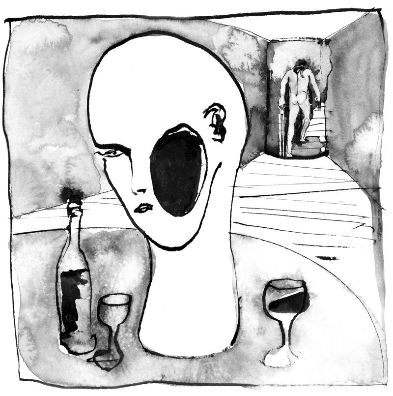 """Nº 93 - Série """"petits carrés"""""""
