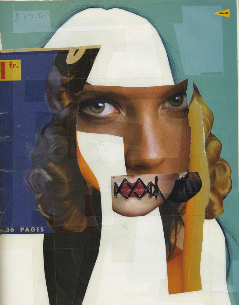 Collage 24.- Black book 2