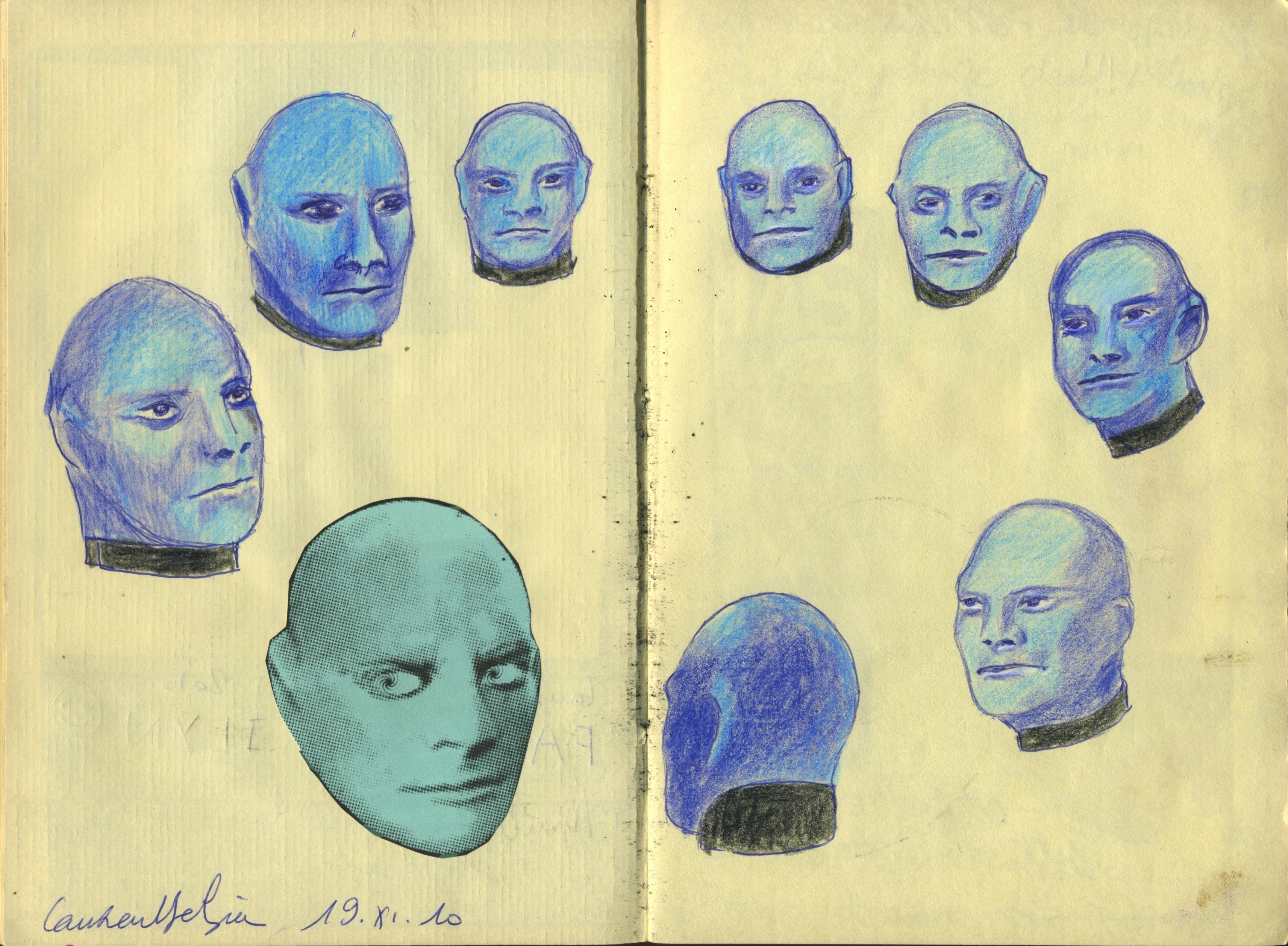Pages 41 et 42
