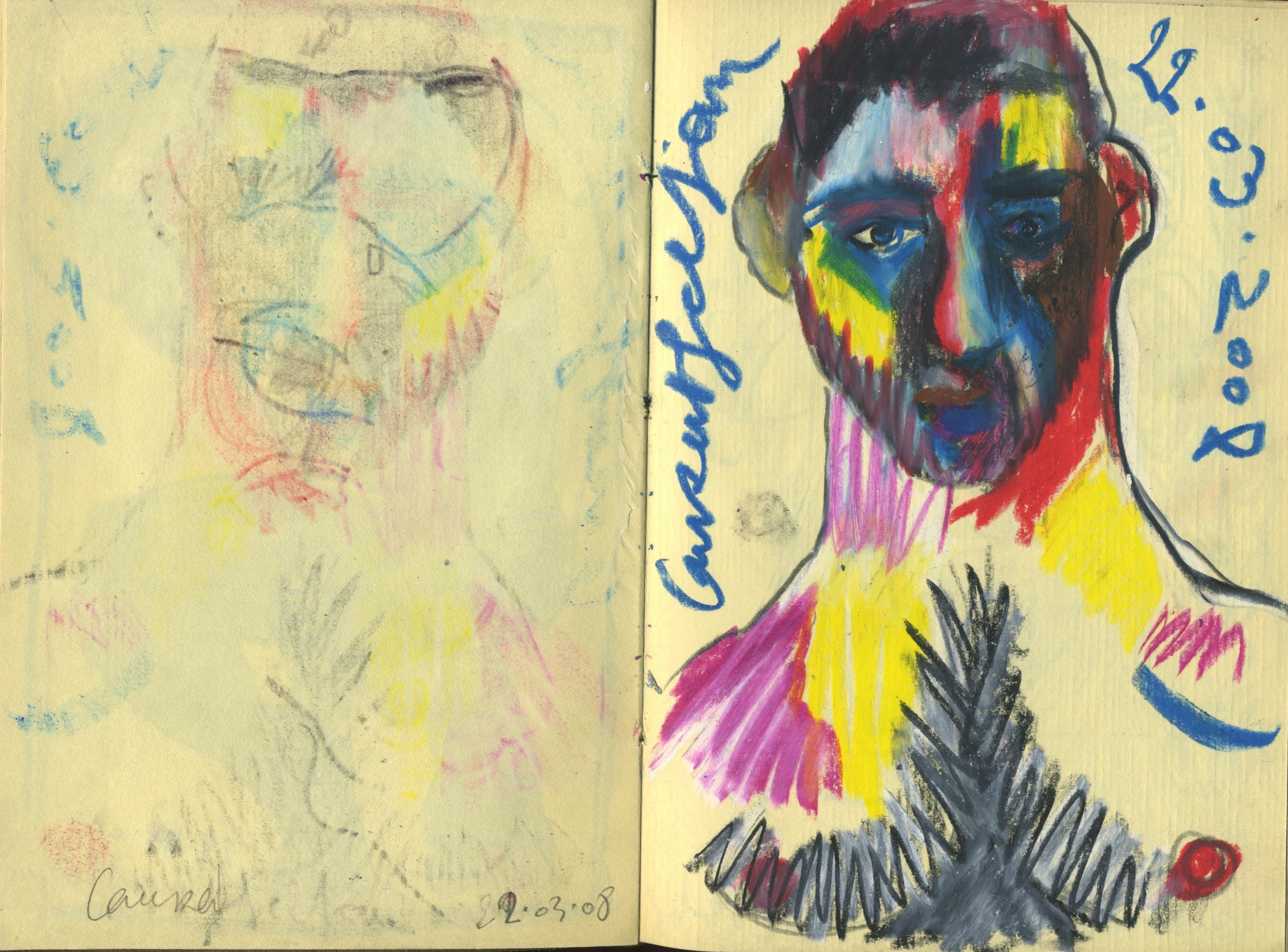 Pages 21 et 22