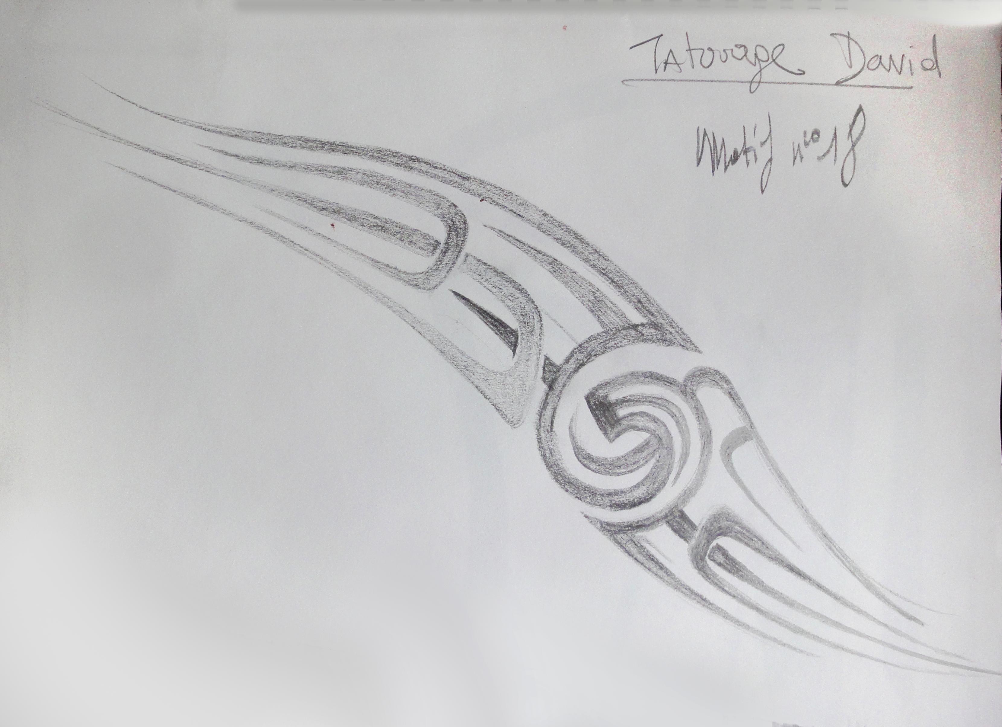 Tatouage David