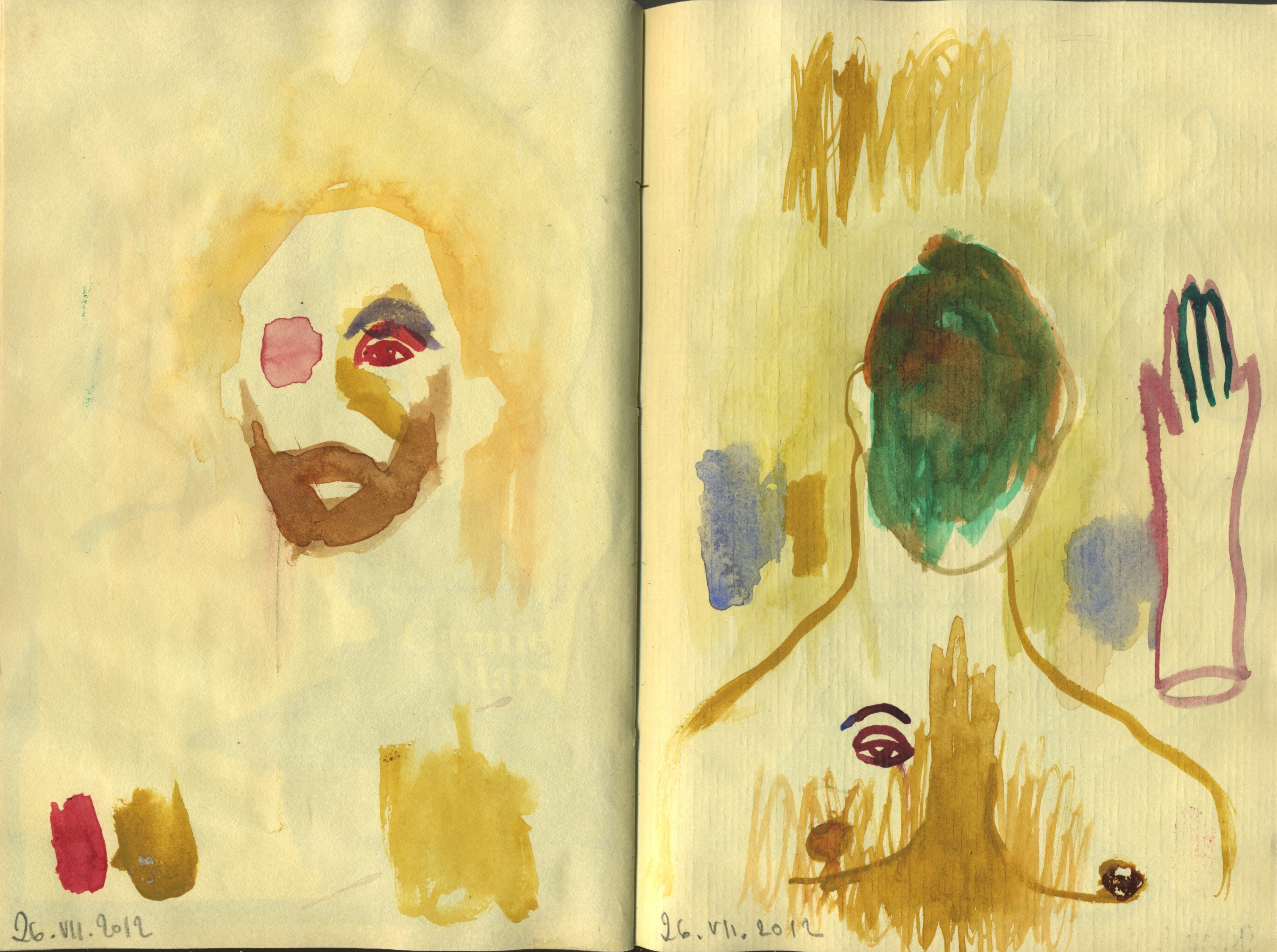 Pages 95 et 96