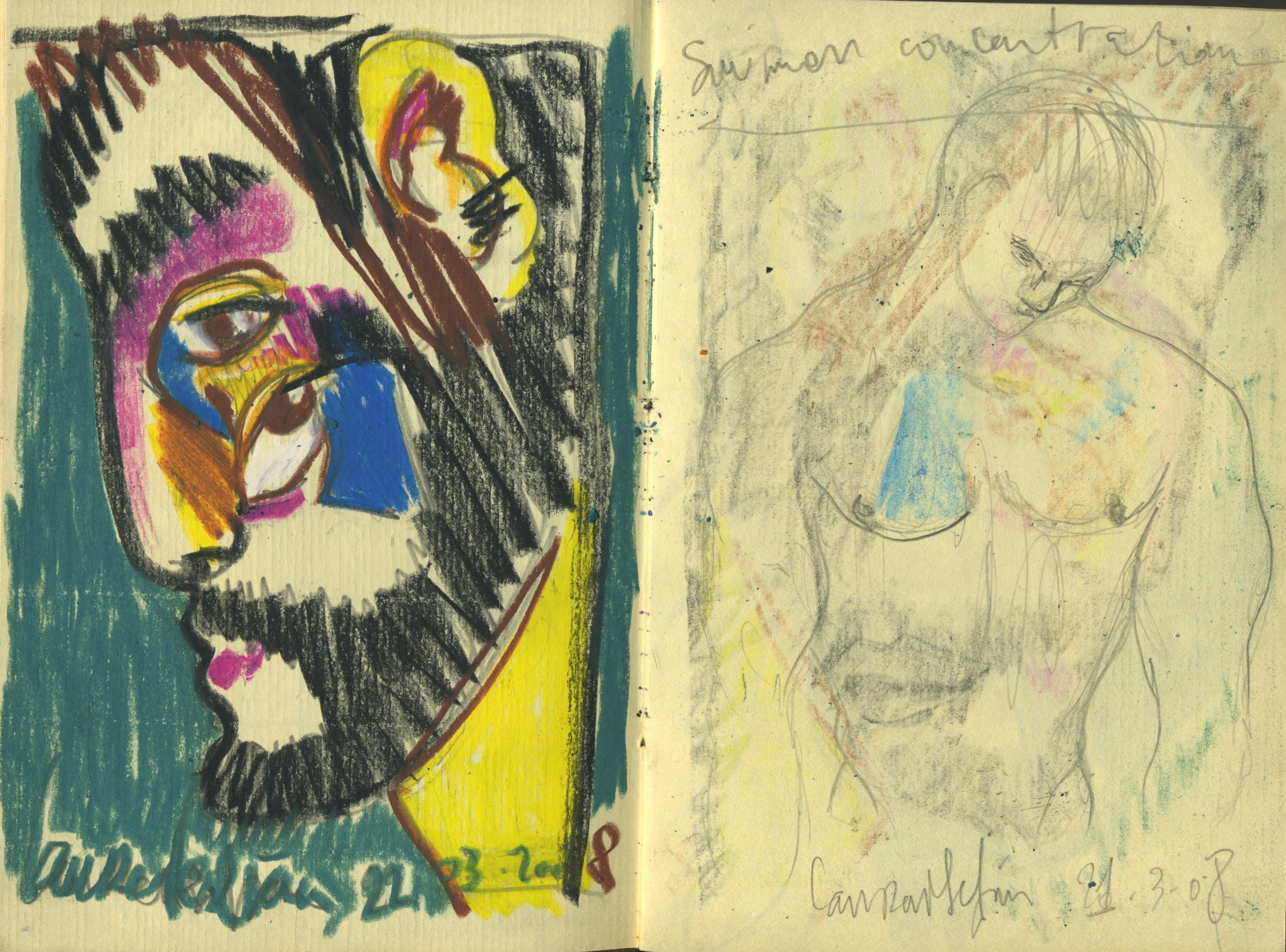 Pages 13 et 14