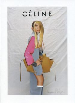 She's not Céline