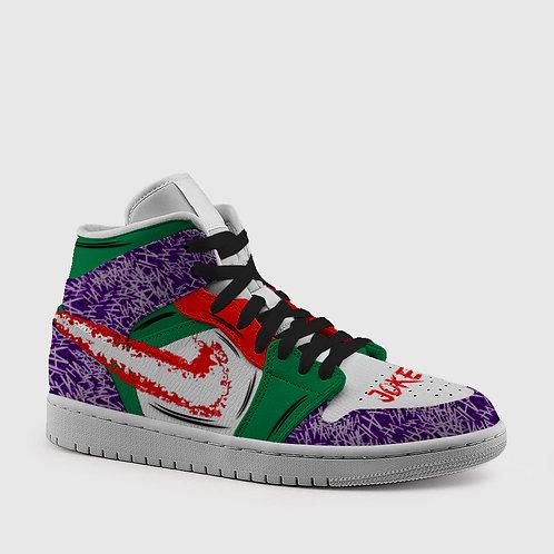 JOKER CARD Hightop Sneakers