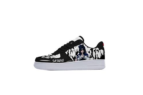 Sasuke Uchiha Custom Lowtop Sneakers