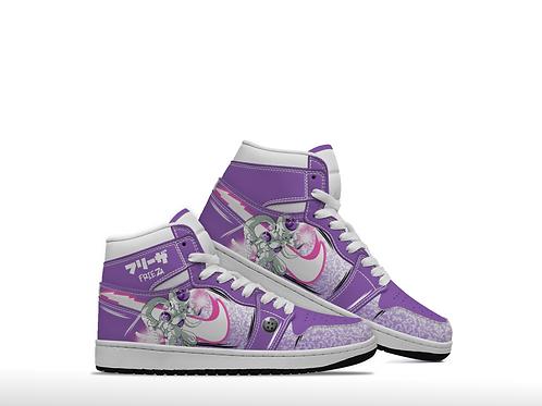 TYRANNY OF FRIEZA Custom Hightop Sneakers