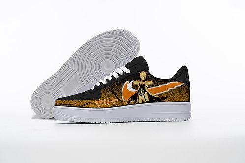 """Juubi Tails"" Custom Lowtop Sneakers"