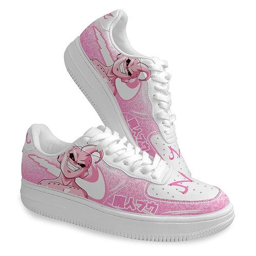 """Majin"" Custom Lowtop Sneakers"