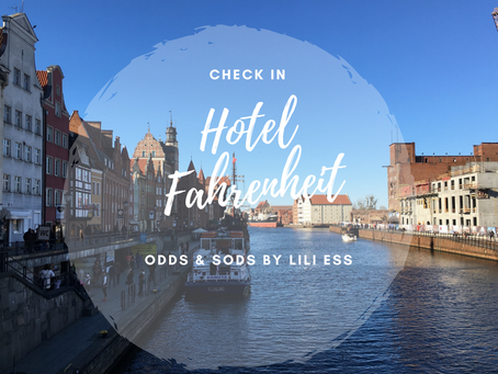 Hotel Fahrenheit *** - Gdańsk