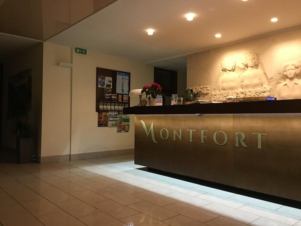 Hotel Montfort Słowacja
