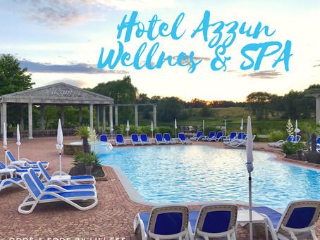 Hotel Azzun Wellnes & Spa - namiastka Grecji na Mazurach