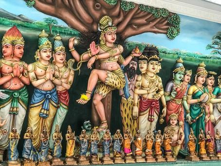 Little India i ŚwiątyniaSri Mahamariamman - Kuala Lumpur