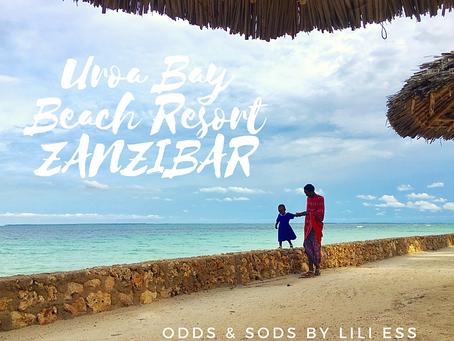 Uroa Bay Beach Resort - Zanzibar czylicztery gwiazdki w trzecim świecie.
