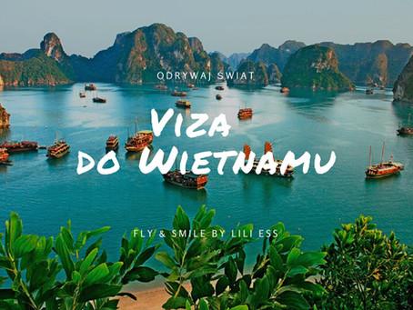 Wiza do Wietnamu - online bez wychodzenia z domu.