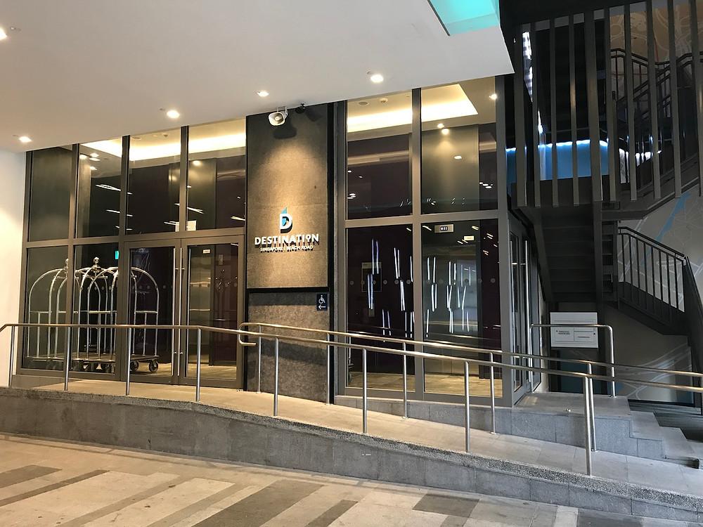 Destination Singapore Beach Road Hotel