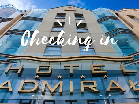 Checking in Hotel Admirał **** - Gdańsk na weekendowy wypad