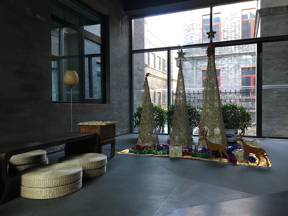 The Emperor Qianmen - lobby