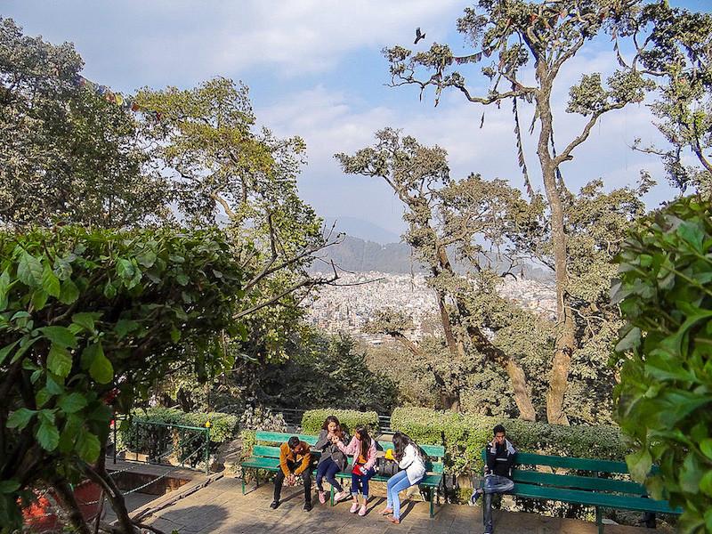 Panorama Katmandu