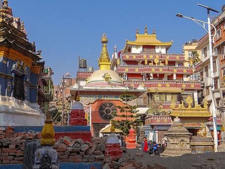 Katmandu magiczne miasto na Dachu Świata - niesamowity Nepal