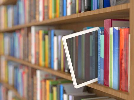 Dlaczego wybrałam e-Book i rozdałam prawie wszystkie swoje książki ?