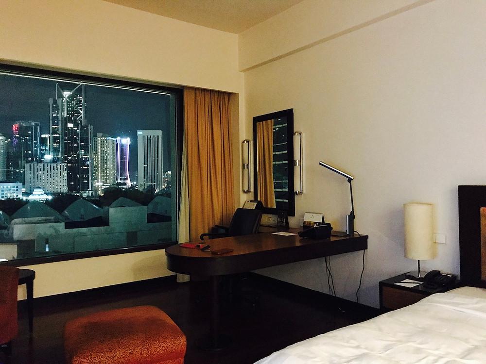 Impiana KLLC Hotel - Pokój Delux King