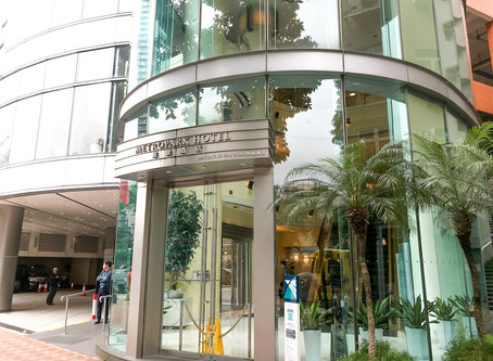 Metropark Causeway Bay Hotel  w Hong Kongu