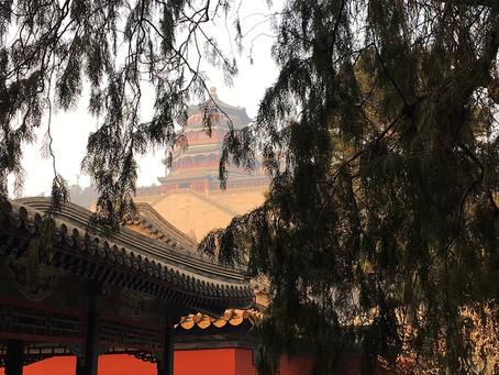 Pekin Cesarskim Szlakiem - Pałac Letni