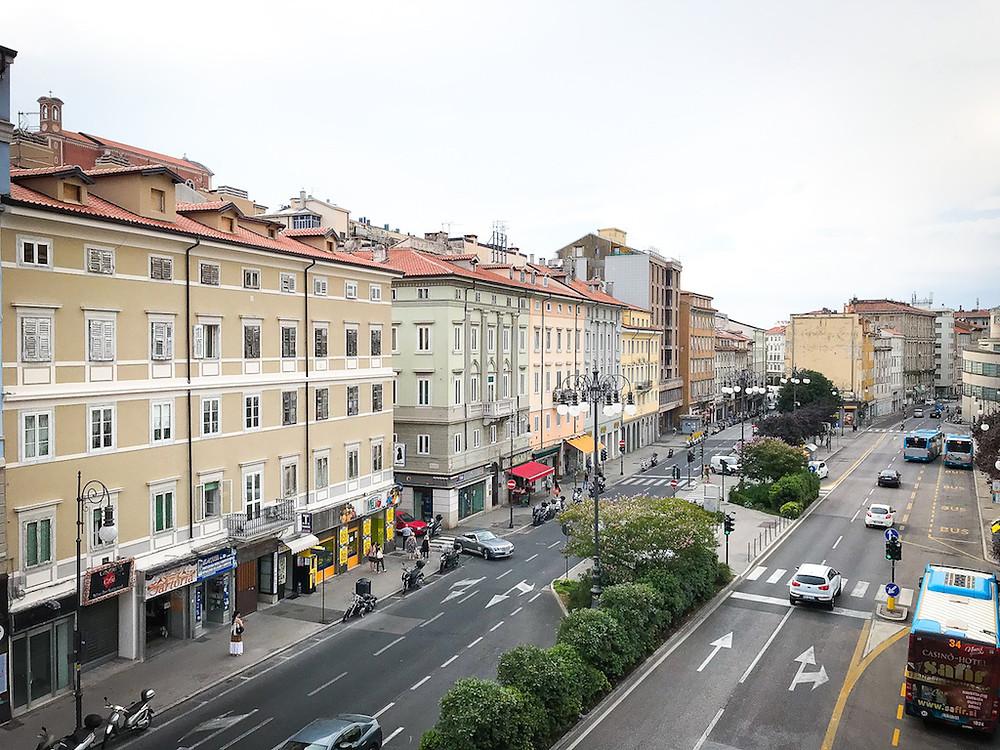 Triest Italia