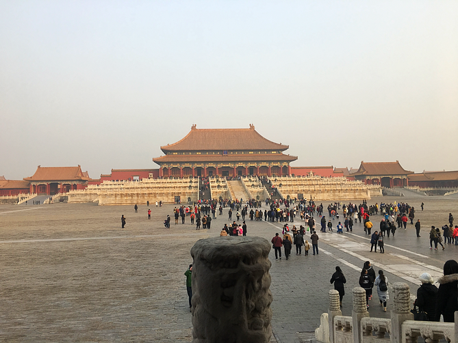 Zakazane Miasto Pekin
