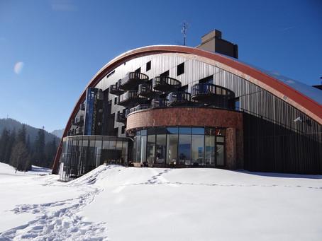 Montfort Hotel****  Słowacja i zima w Tatrach