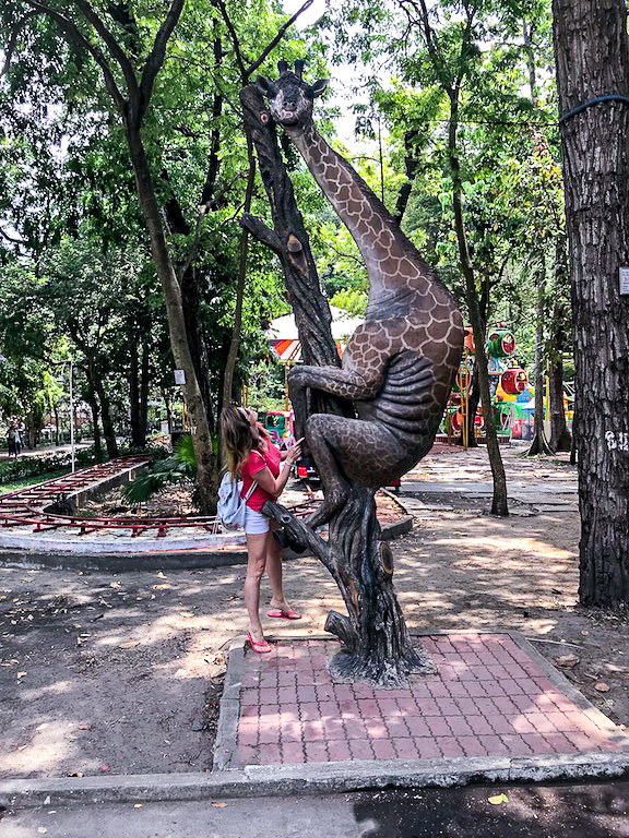 Zoo Saigon