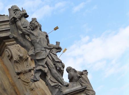 W sercu Moraw - przystanek Ołomuniec