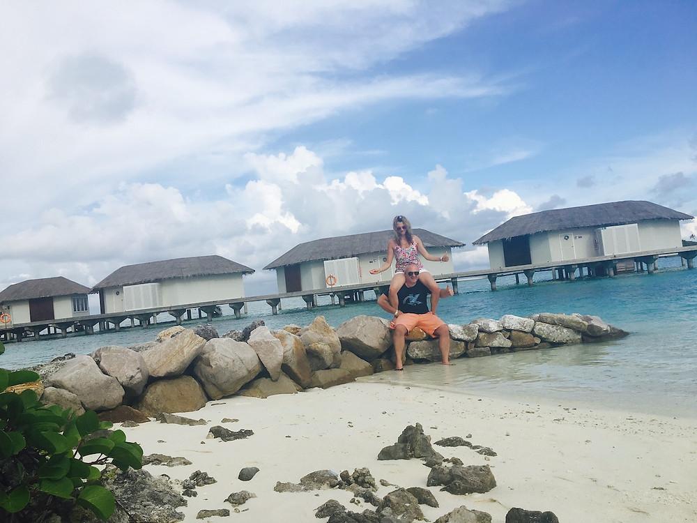 Cinnamon Dhonveli Maldives - water villas